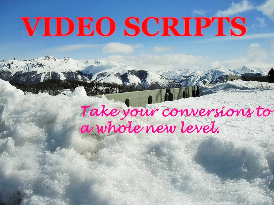 Freelance Video Scripts Writer