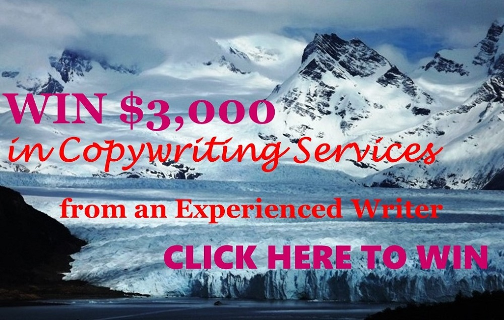 Win $3000 Package from an Experienced Freelance Writer