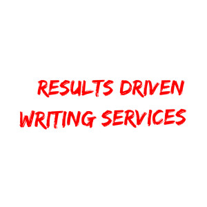 Results Driven Freelance Writer - Services